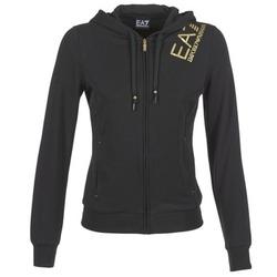 material Women sweaters Emporio Armani EA7 MOKALO Black