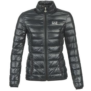material Women Duffel coats Emporio Armani EA7 OPIAKO Black