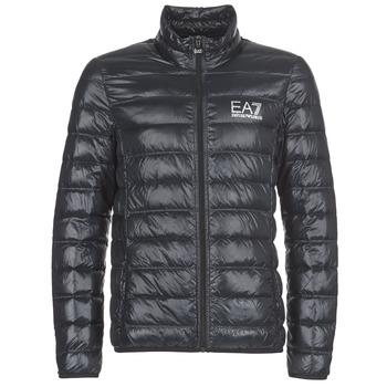 material Men Duffel coats Emporio Armani EA7 JAFOUKARO Black
