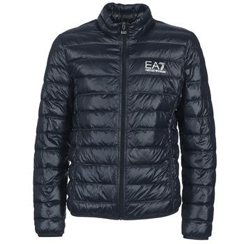 material Men Duffel coats Emporio Armani EA7 JAFOUKARO Marine