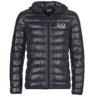 material Men Duffel coats Emporio Armani EA7 ANDOURALO Black