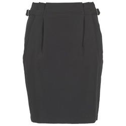 material Women Skirts See U Soon SABY Black