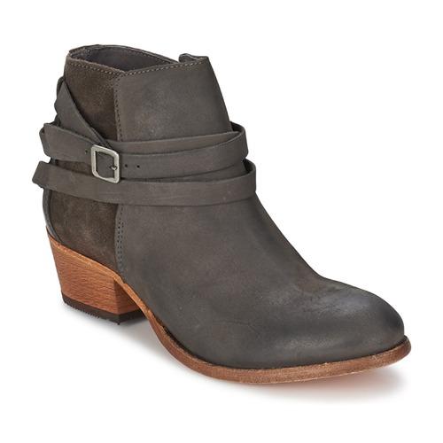 Shoes Women Ankle boots Hudson HORRIGAN Grey