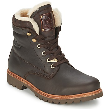 Shoes Men Mid boots Panama Jack PANAMA Brown
