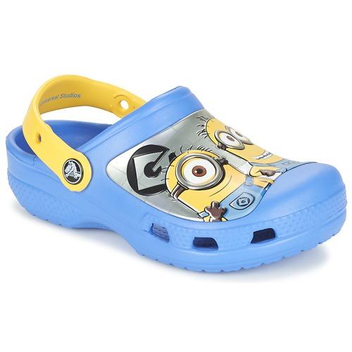 Crocs CC Minions Clog Blue / Yellow
