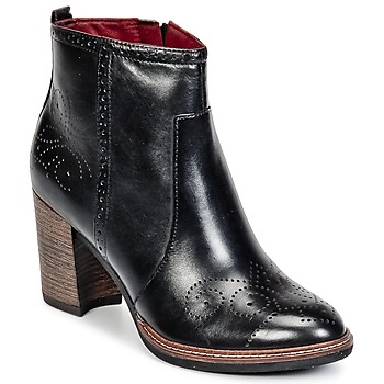 Shoes Women Ankle boots Tamaris KOLYMA Black