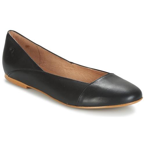 Shoes Women Ballerinas Casual Attitude TOBALO Black