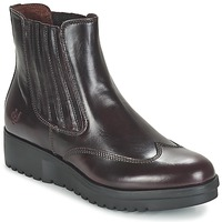Shoes Women Mid boots Marc O'Polo FLOMINA Bordeaux