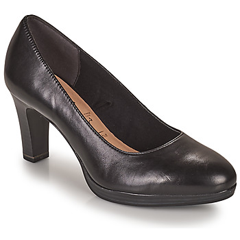 Shoes Women Court shoes Tamaris FREITAL Black