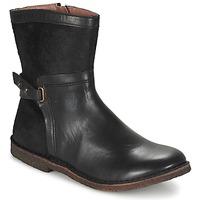 Shoes Women Mid boots Kickers CRICKET Black