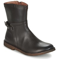 Shoes Women Mid boots Kickers CRICKET Brown / Dark