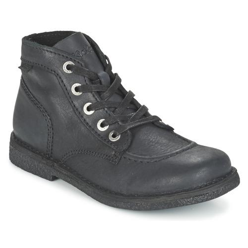 Womens Waboot Boots, Black Kickers