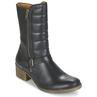 Shoes Women Mid boots Kickers MILLIER Black