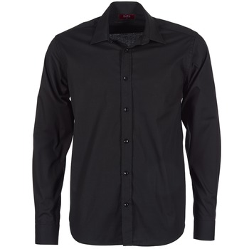 material Men long-sleeved shirts BOTD FREDDA Black