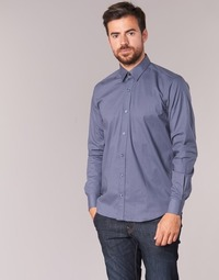 material Men long-sleeved shirts BOTD FREDDA Grey