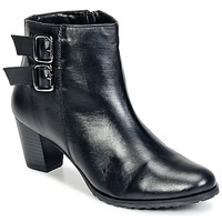 Shoes Women Ankle boots Balsamik GOMALO Black