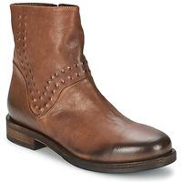 Shoes Women Mid boots Vic COPENHAGEN Brown