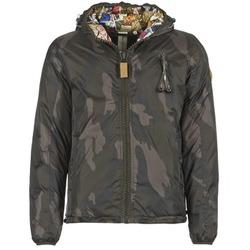 material Men Duffel coats 80DB Original HENDRIX Kaki / Camouflage
