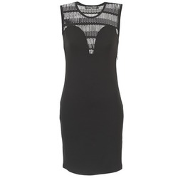 material Women Short Dresses Freeman T.Porter LAURANE Black