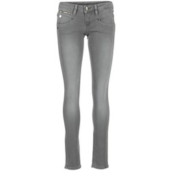 material Women slim jeans Freeman T.Porter ALEXA MAGIC COLOR Grey