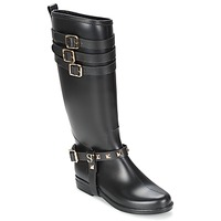 Shoes Women Boots SuperTrash SAMMY Black