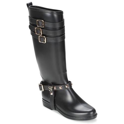 Shoes Women Boots SuperTrash SAMMY Black