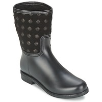Shoes Women Mid boots SuperTrash SUZY Black