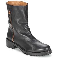Shoes Women Mid boots Castaner FILOMENE Black