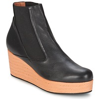 Shoes Women Ankle boots Castaner FABIANNE Black