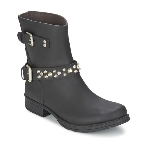 Shoes Women Mid boots Colors of California JAMBO Black