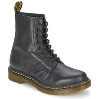 Shoes Women Mid boots Dr Martens PASCAL Black
