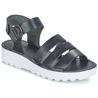 Shoes Women Sandals Kickers CLIPPER Black