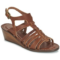 Shoes Women Sandals Kickers FASTA Brown