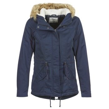 material Women Parkas Only LORCA Marine