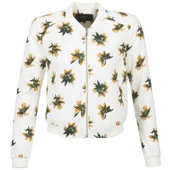 material Women Jackets / Blazers Only KEEN Ecru
