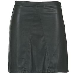 material Women Skirts Only METTELINE Black
