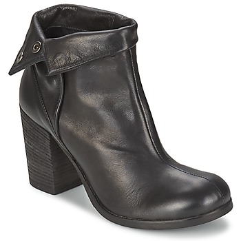 Shoes Women Ankle boots JFK GUANTO Black