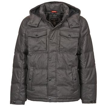 material Men Duffel coats Dockers HERRINGBONE PARKA Grey