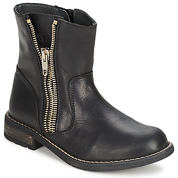 Shoes Girl Mid boots Little Mary ROCKNROL Black