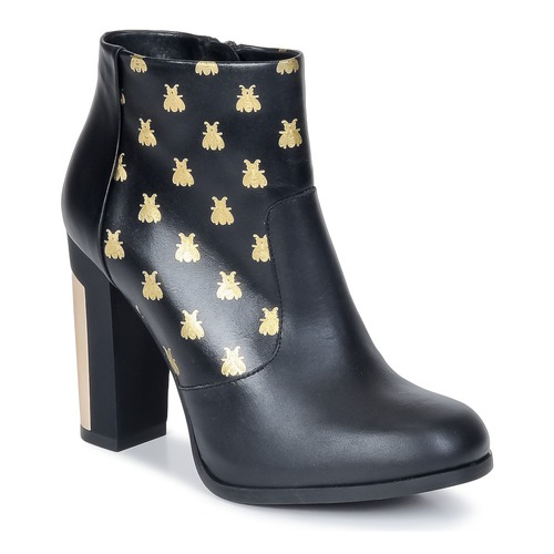 Shoes Women Ankle boots Miista ALAYNA Black