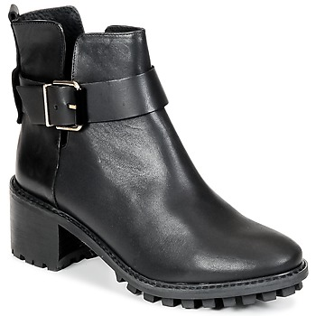 Shoes Women Ankle boots Miista GRETA Black