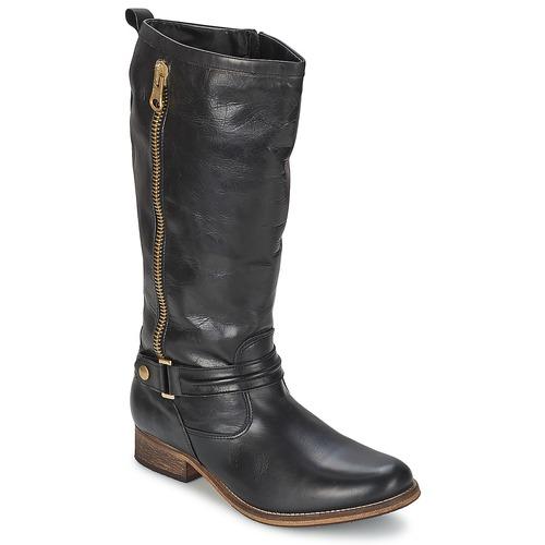 Shoes Women Boots Nome Footwear SASSIF CASU Black