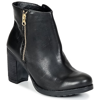Shoes Women Low boots Dixie SANDY Black