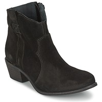 Shoes Women Mid boots Shoe Biz BROPE Black