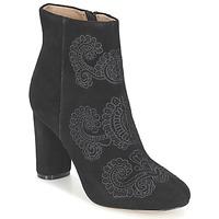 Shoes Women Ankle boots Bocage ELLIOT Black