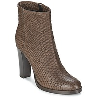 Shoes Women Ankle boots Alberto Gozzi MADRID T MORO Brown