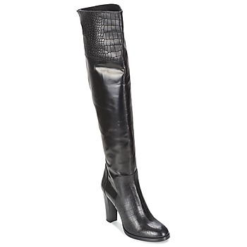 Shoes Women Boots Alberto Gozzi GRINGO NERO Black