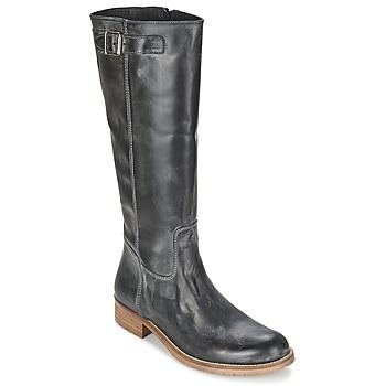 Shoes Women Boots Hip BIDILLE Black