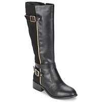 Shoes Women Boots Moony Mood IMMA Black