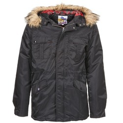 material Men Parkas Harrington SFAR Black